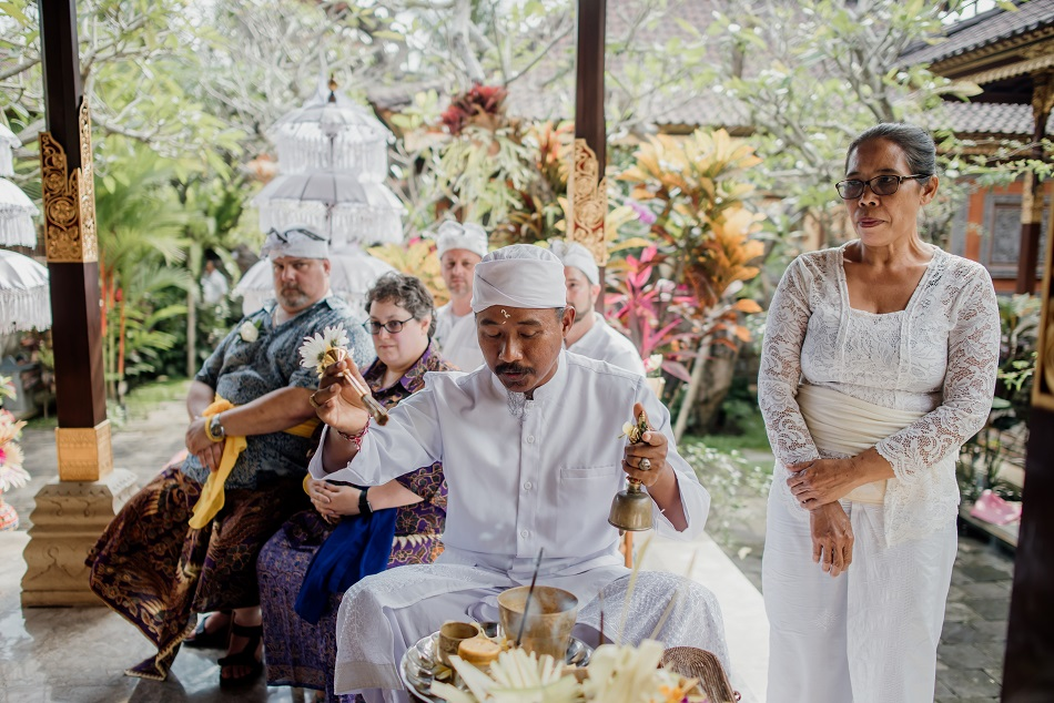 Melody and Todd Balinese Wedding