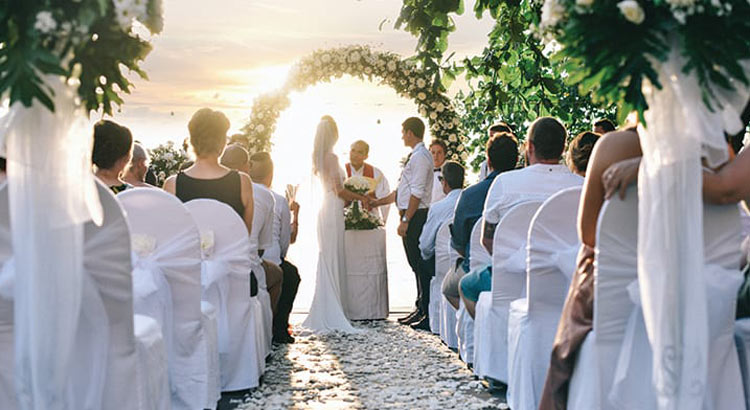 Wedding Venues in Seminyak
