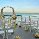 anantara seminyak - beach wedding in bali