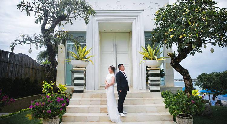 blue heaven bali wedding chapel