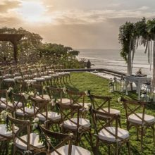 four seasons jimbaran - imperial villa wedding package