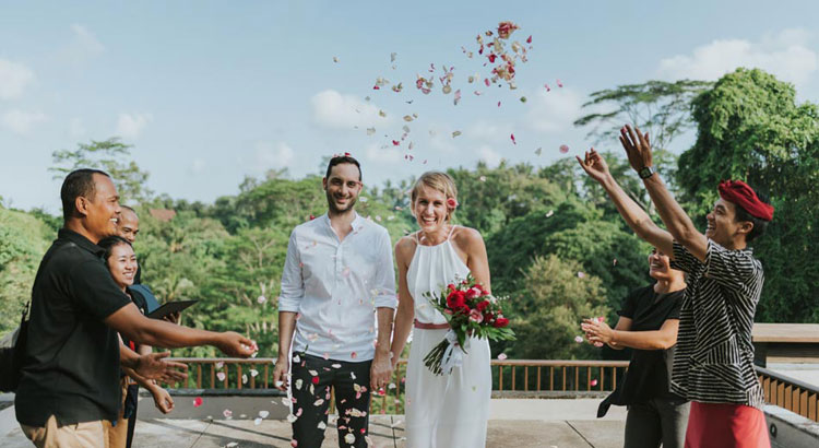 Wedding Venues in Ubud
