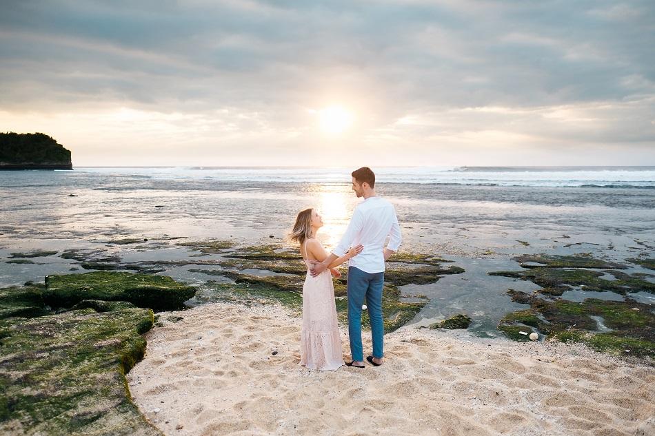 Alannah and Evan bali wedding anniversary