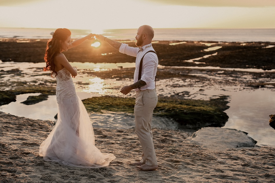 Helin and Aydogan Bali Wedding