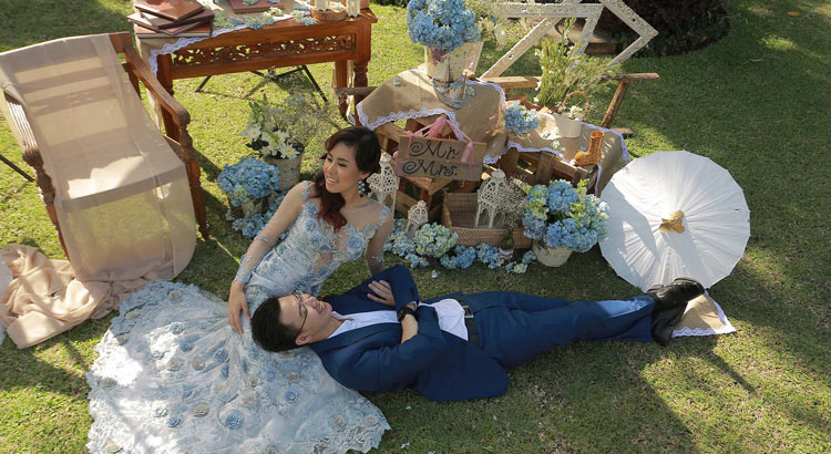alindra jimbaran villa wedding