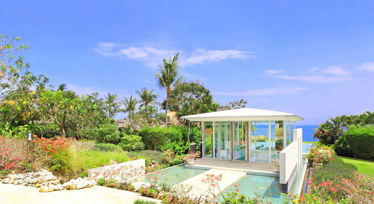 ayana resort uluwatu astina pavilion wedding venue