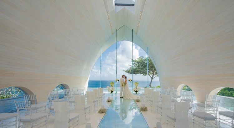ayana resort tresna chapel wedding bali