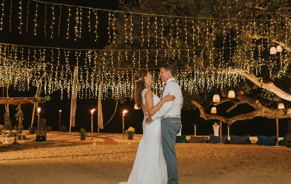Melanie Charles Conroy bali Wedding