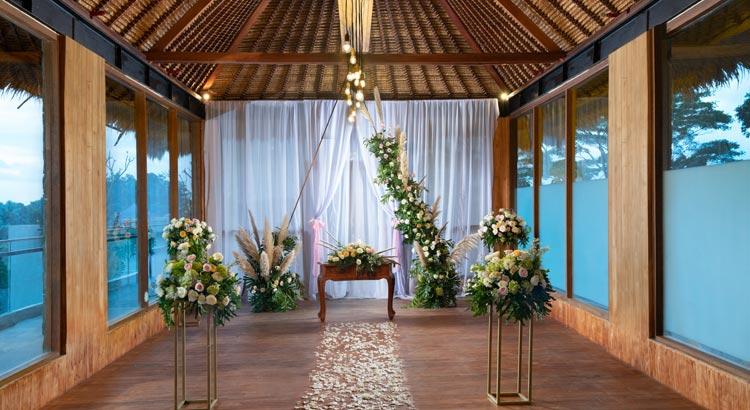 shatala ubud bali - wedding venue in bali