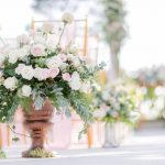 the seminyak beach garden wedding