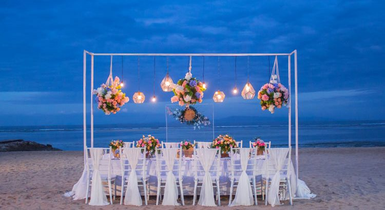 tijili benoa resort wedding venue