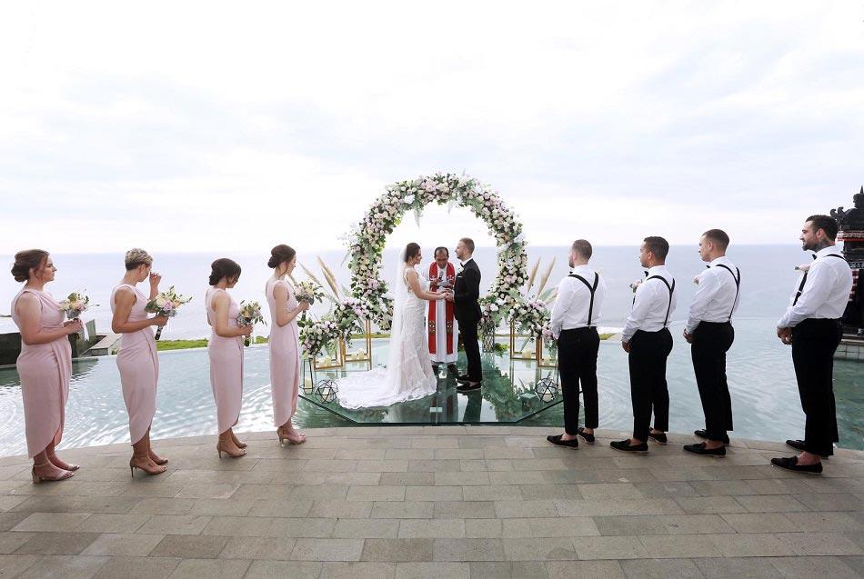 Laura and Nenad Bali Wedding - Kamaya Uluwatu