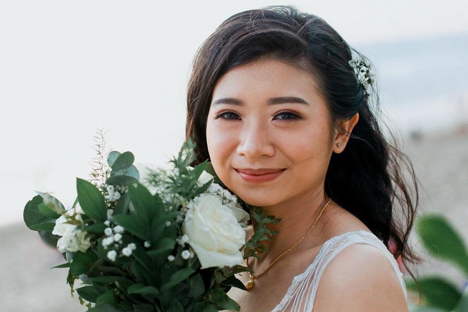 Cynthia and Randy Bali Legal Wedding
