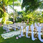 the laguna resort villa wedding