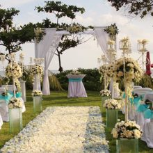 the royal seminyak wedding package