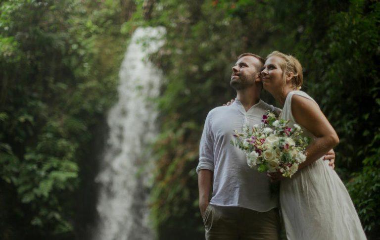 Lili and Siteri Wedding - The Kayon Resort Ubud