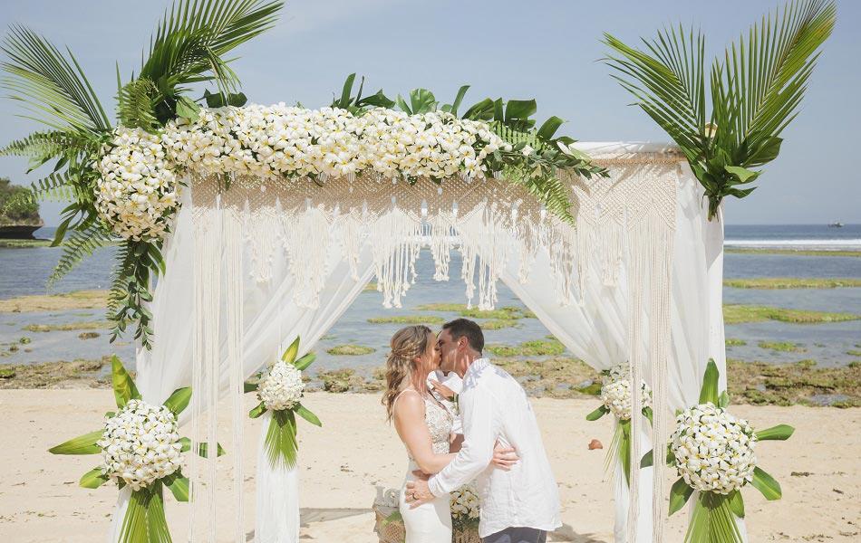 Kellee and Mitch Bali Wedding