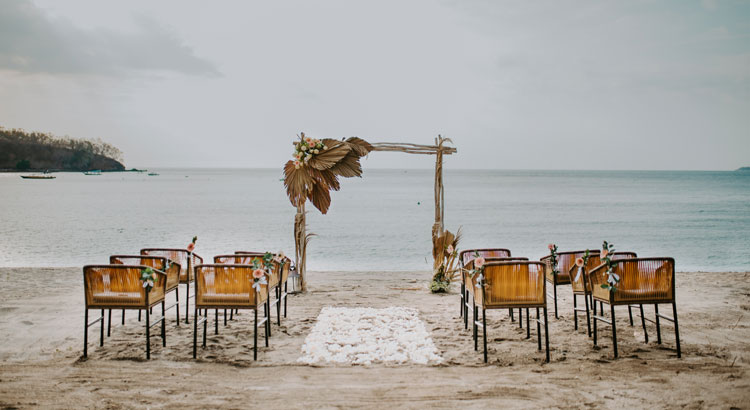 the kayana lombok wedding venue