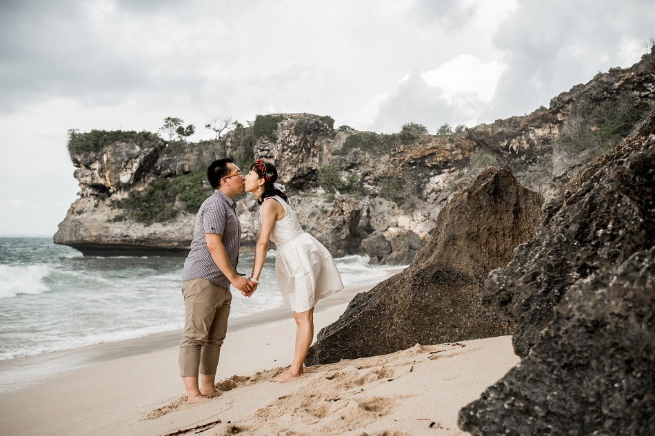 Kylie and Alfred Bali Prewedding