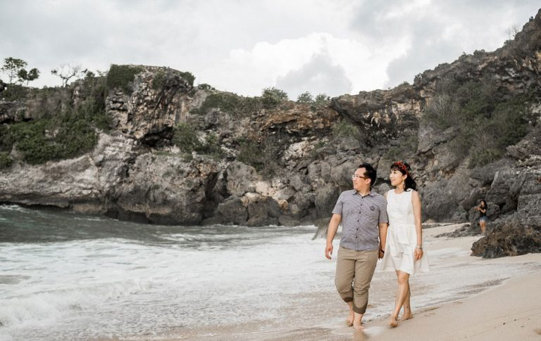Kylie and Alfred bali prewedding photoshoot