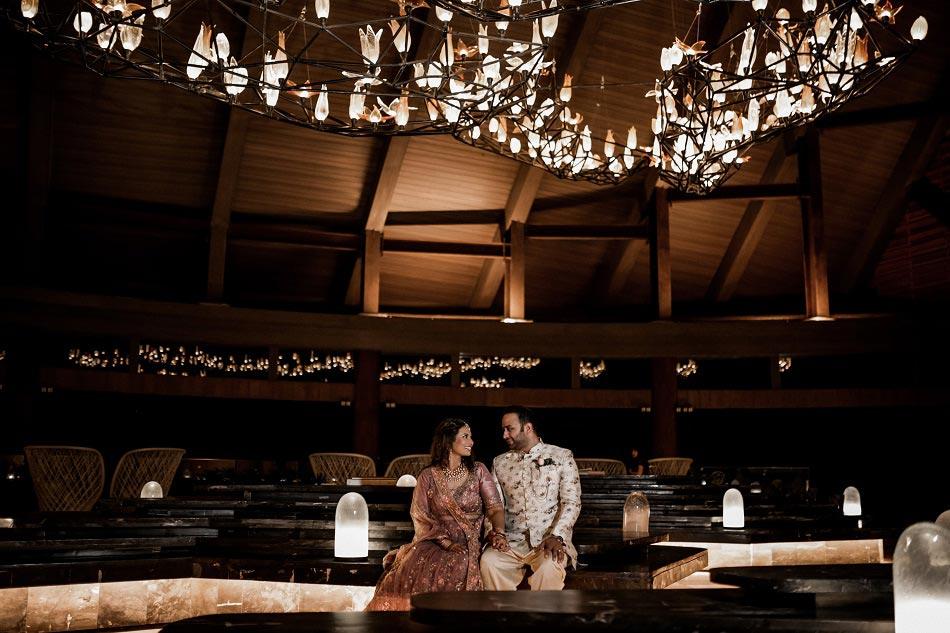 Nadine and Shehzad Bali Wedding - Renaissance Uluwatu