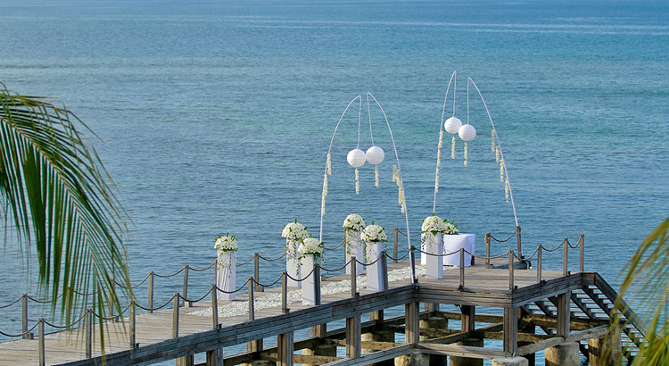 the lombok lodge wedding package