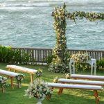 Renaissance Beach Garden Wedding