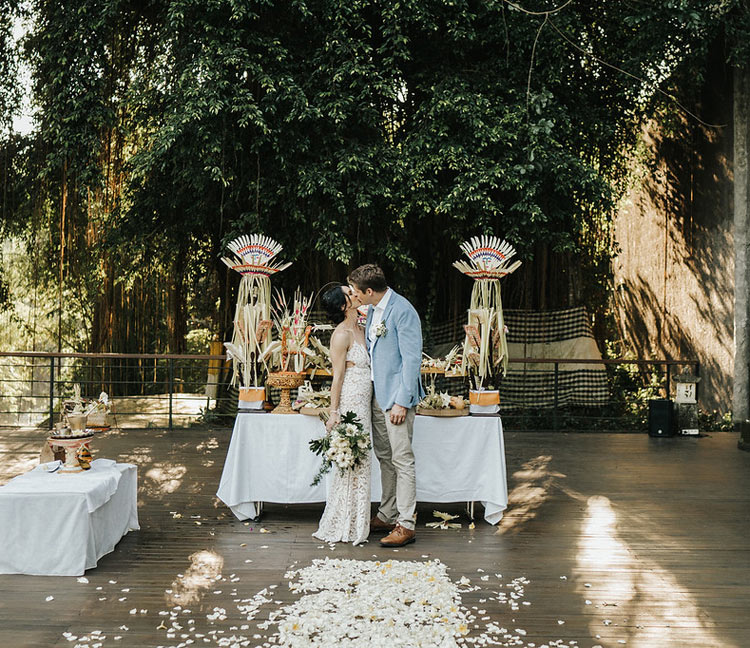 balinese blessing wedding package
