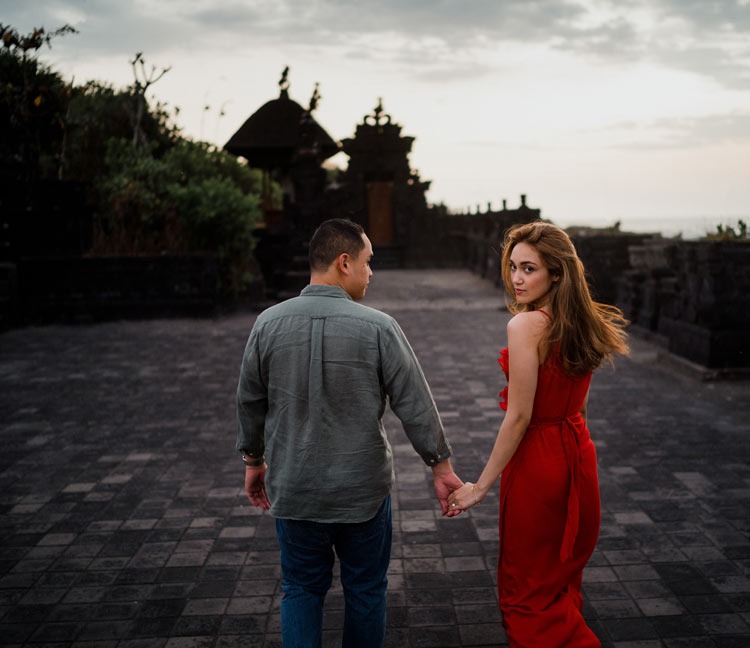 prewedding photography in bali