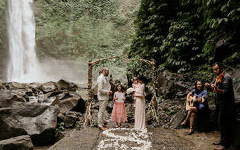Simple Bali Wedding Package